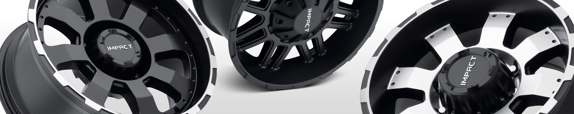 Universal IMPACT OFF ROAD CUSTOM WHEELS