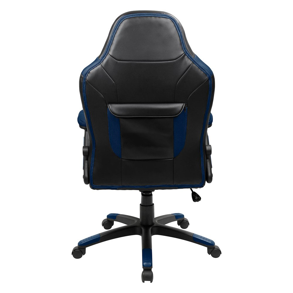 Imperial International® - Oversized Black/Blue Gaming ChairImperial ...  sc 1 st  CARiD.com & Imperial International® IMP 134-7001 - Oversized Black/Blue Gaming Chair
