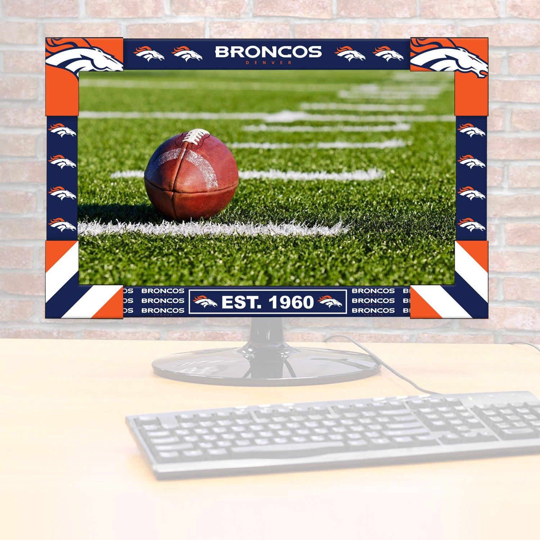 Imperial International® IMP 176-1003 - NFL Denver Broncos Monitor Frame