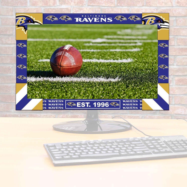Imperial International® IMP 176-1025 - NFL Baltimore Ravens Monitor on