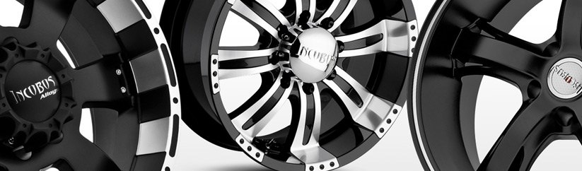 Incubus Wheels & Rims