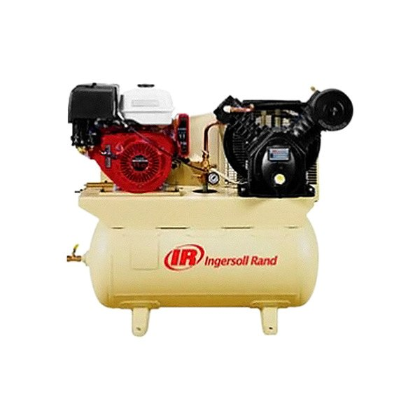 ingersoll rand 13 hp 30 gallon honda air compressor brand new ebay