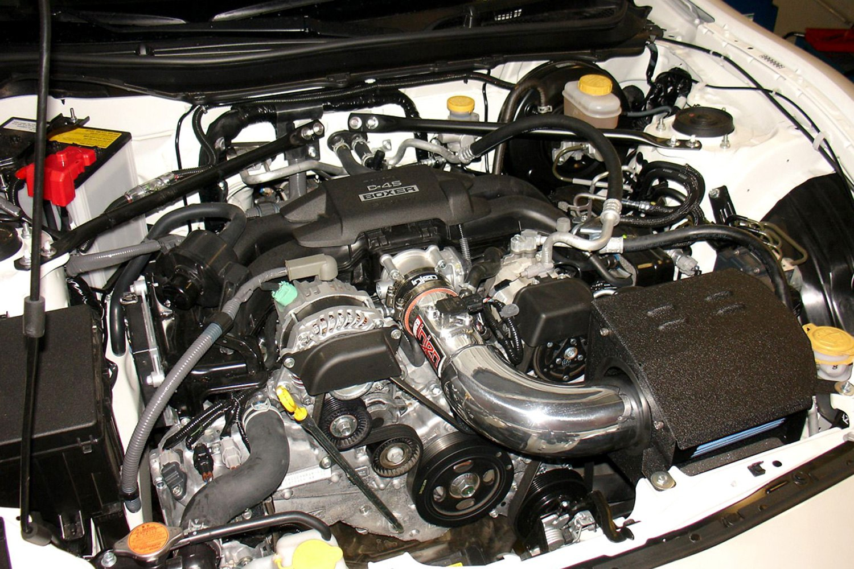 Injen Technology SP1230WB Short Ram Intake System