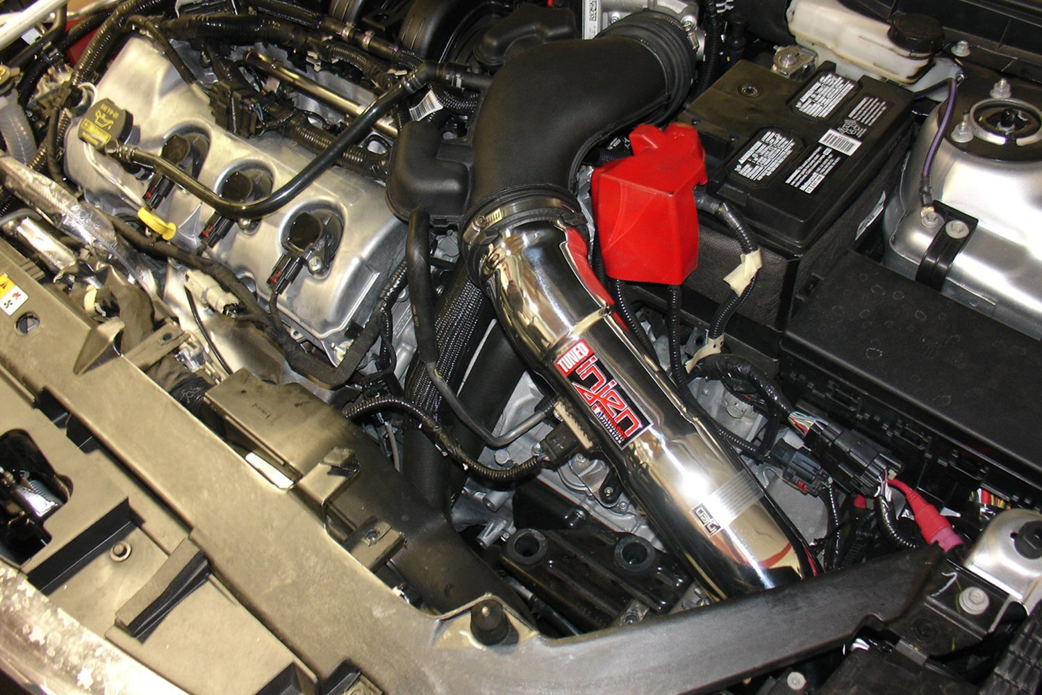 Injen Technology SP9061P Cold Air Intake System