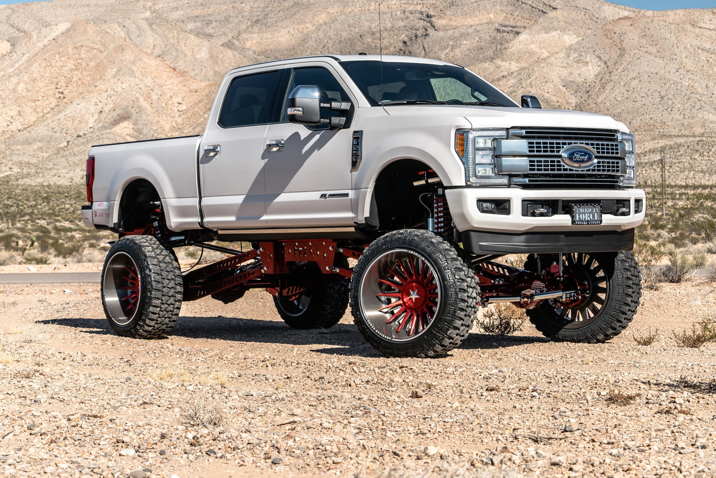 Found On Road Dirt Ford F 250 Gallery Lifted Super Duty Trucks 2017 F350 Photo By American Force