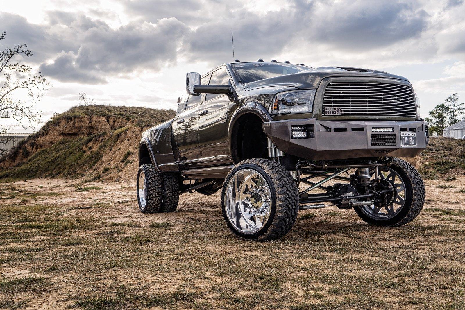 Dodge Ram Outback 3500 Beast On American Force Wheels Carid Com Gallery