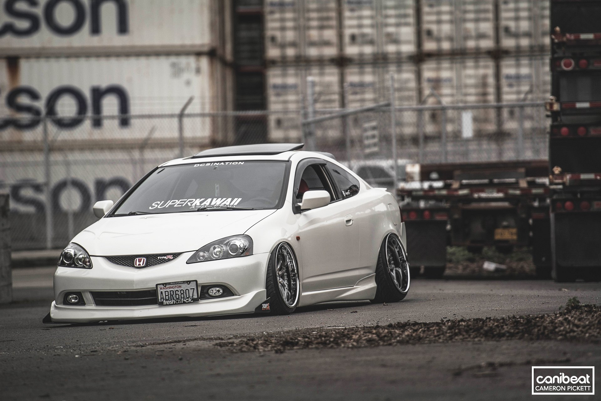 stanced-rsx-red