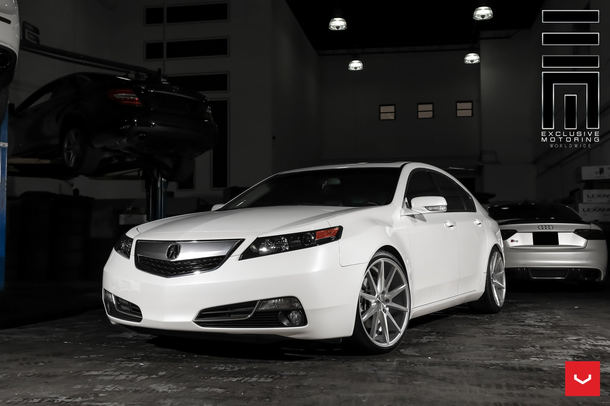 custom 2009 acura tl images mods photos upgrades. Black Bedroom Furniture Sets. Home Design Ideas