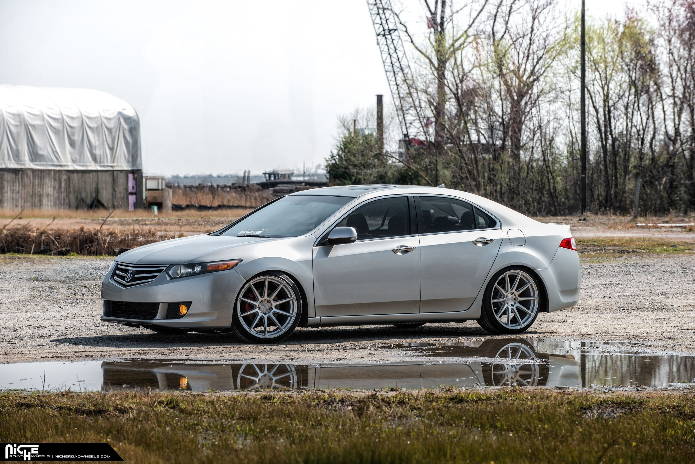Custom Niche Wheels Enrich Acura TSX Exterior Style CARiDcom Gallery - Rims for acura tsx