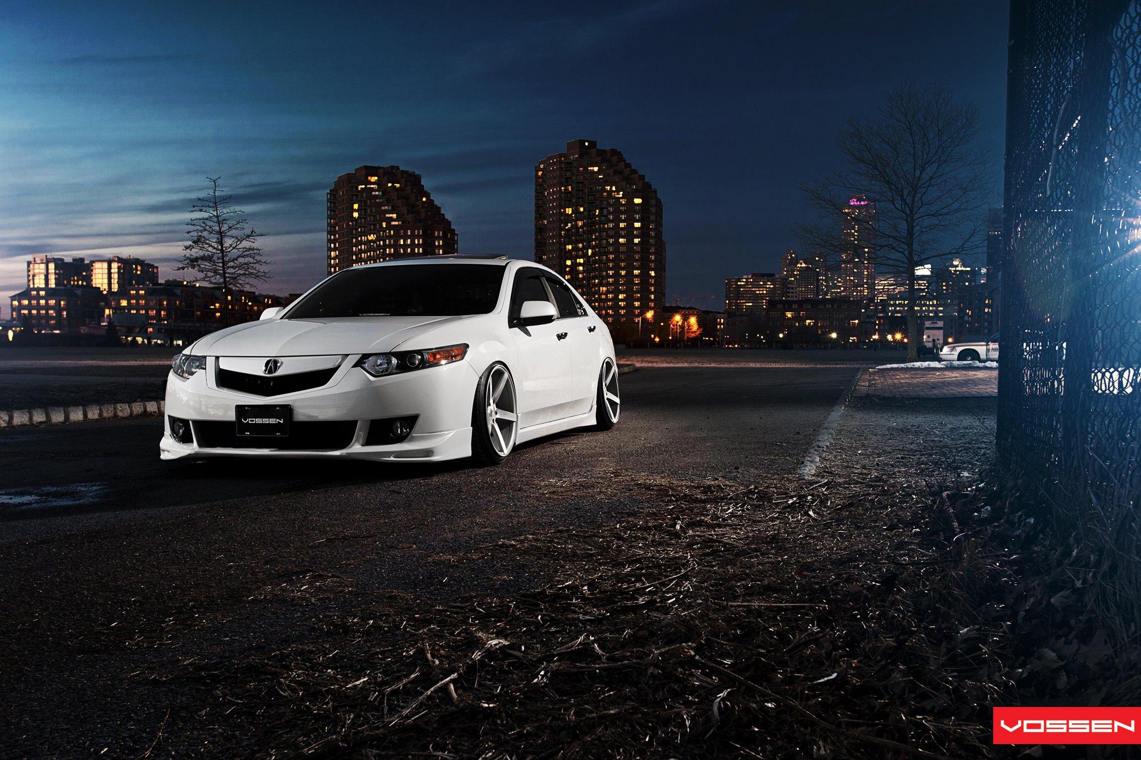 Custom Acura TSX Images Mods Photos Upgrades CARiDcom - Acura tsx mods