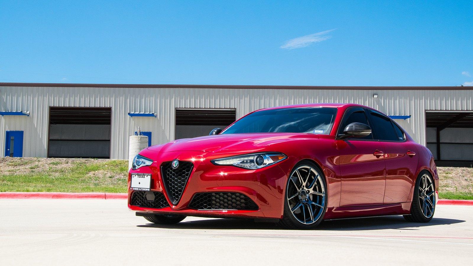 Custom 2019 Alfa Romeo Giulia   Images, Mods, Photos ...