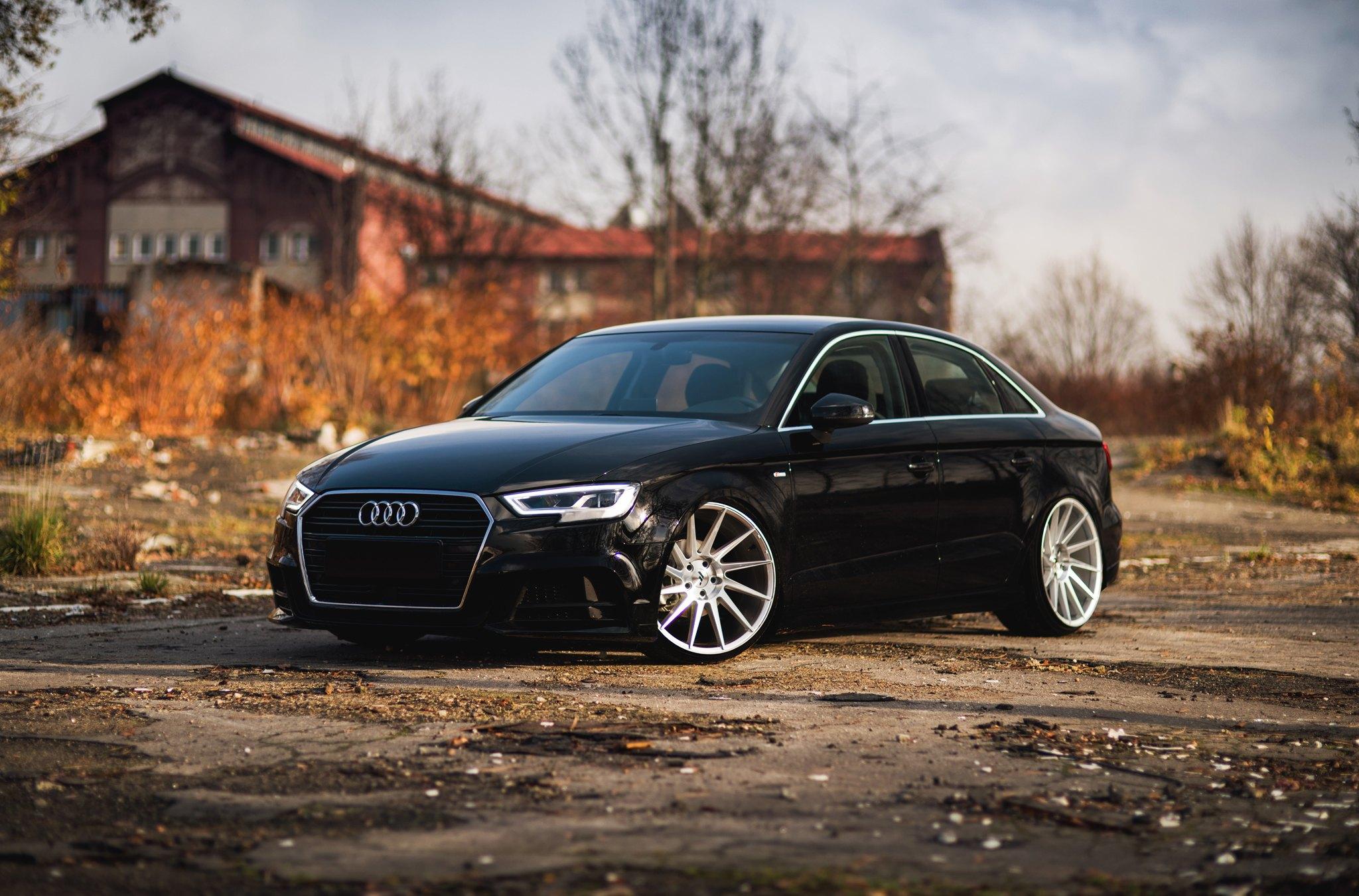 Performance upgrades for 2015 S3 sedan | Audi-Sport.net  |Audi A3 Sedan Black Rims