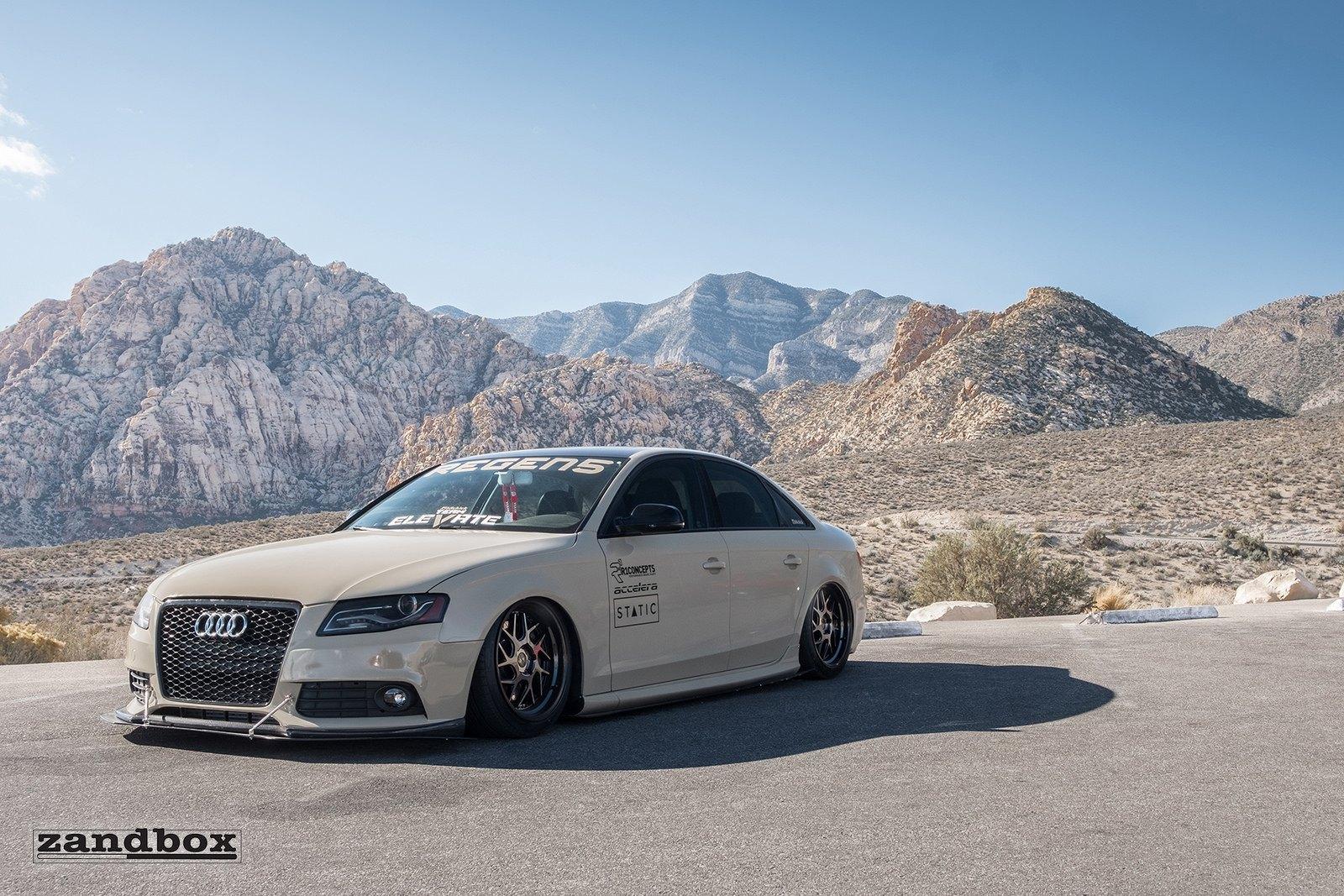 Custom 2010 Audi A4 Images Mods Photos Upgrades