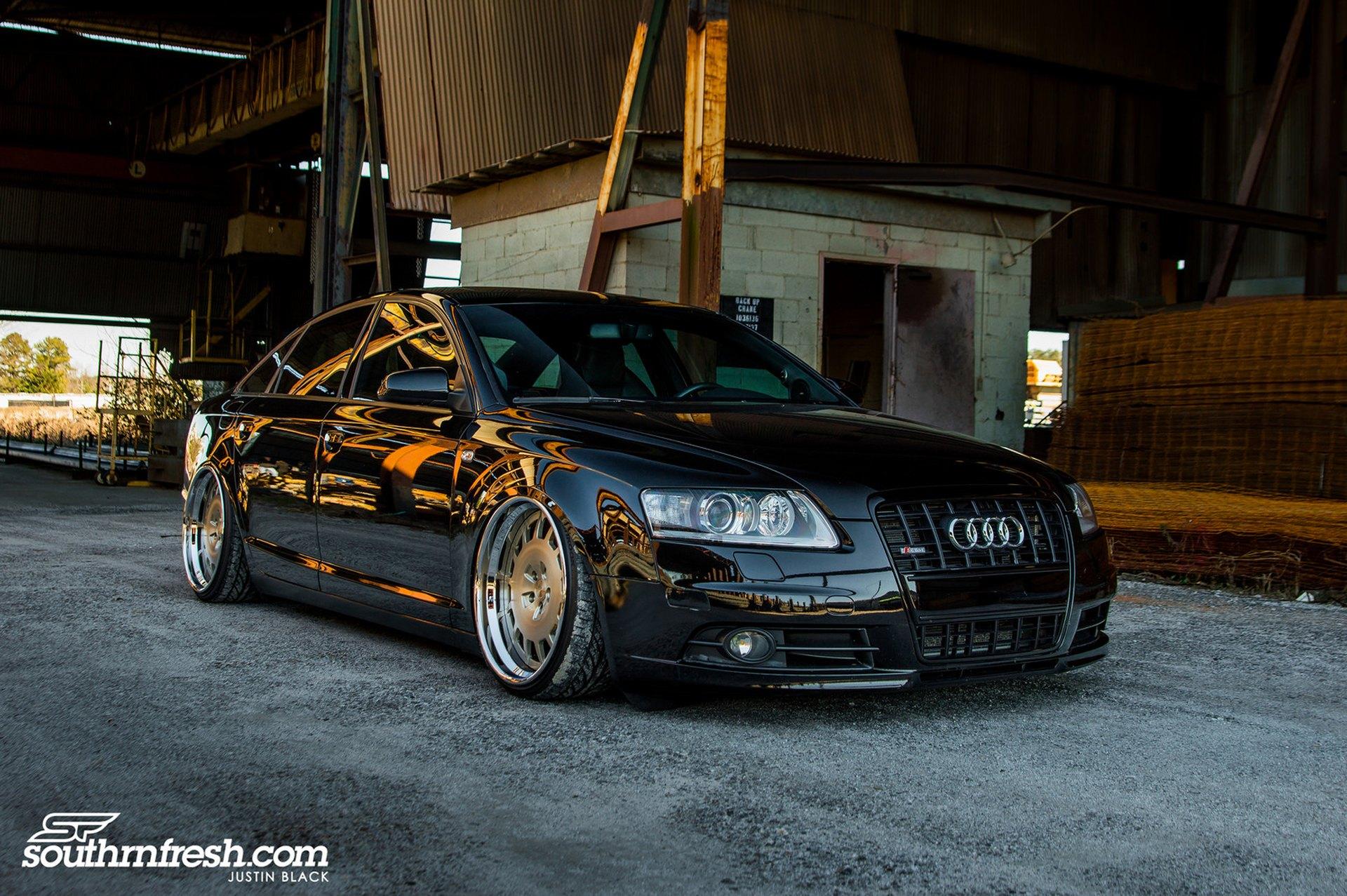 Custom 2006 Audi A6 | Images, Mods, Photos, Upgrades — CARiD.com Gallery