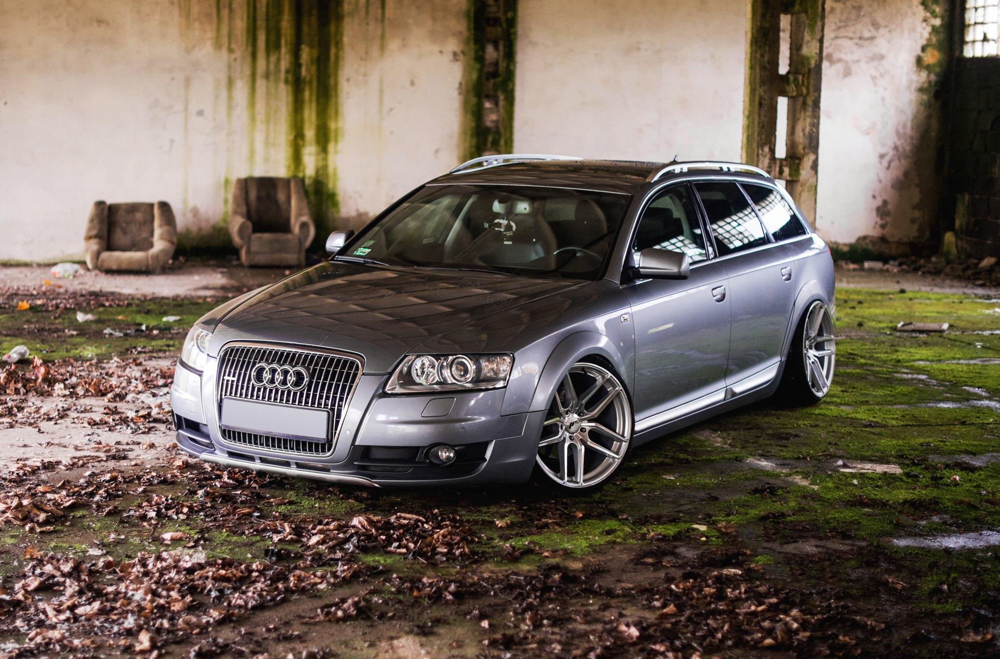Custom 2007 Audi A6 Images Mods Photos Upgrades