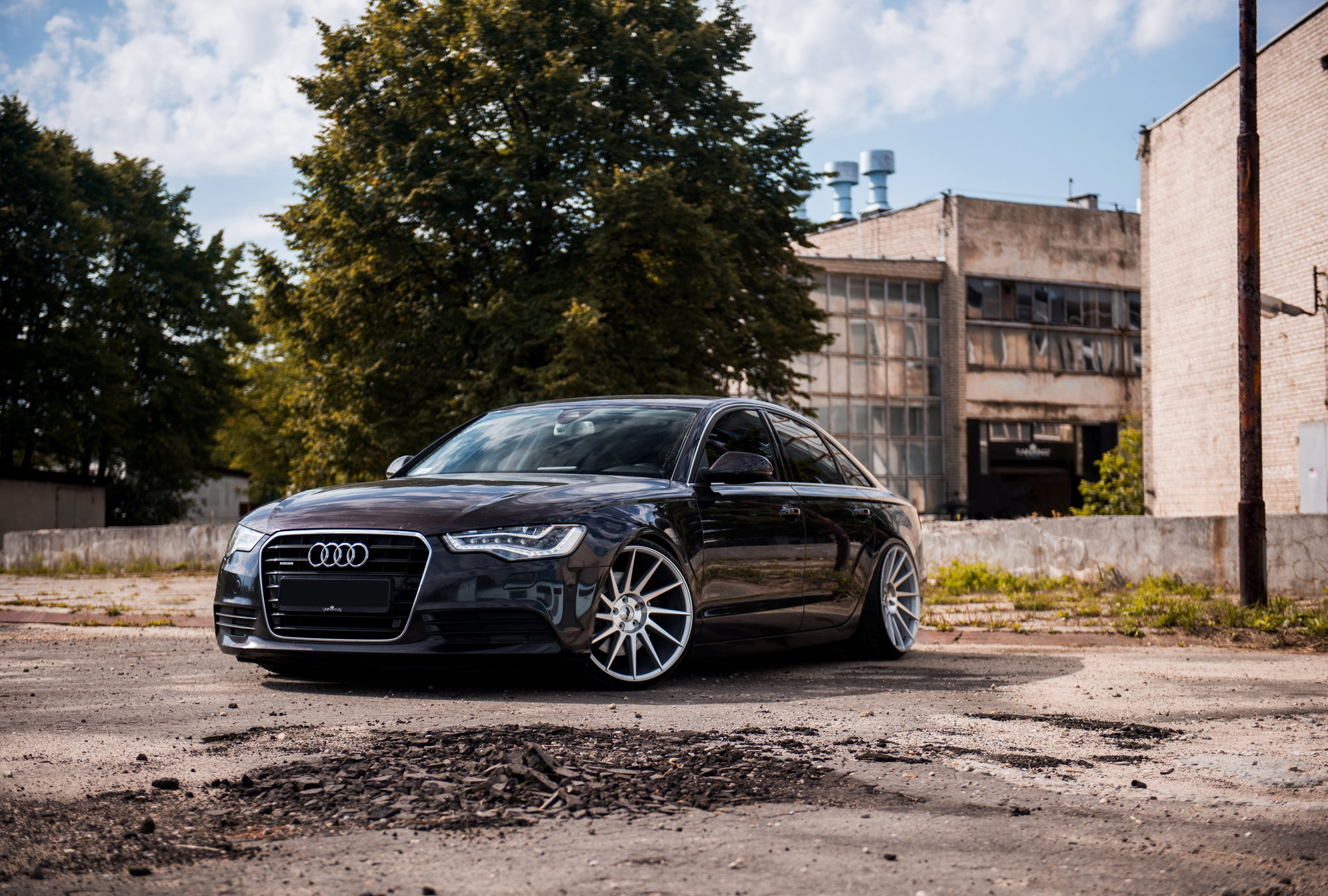 2013 Audi A6 Custom