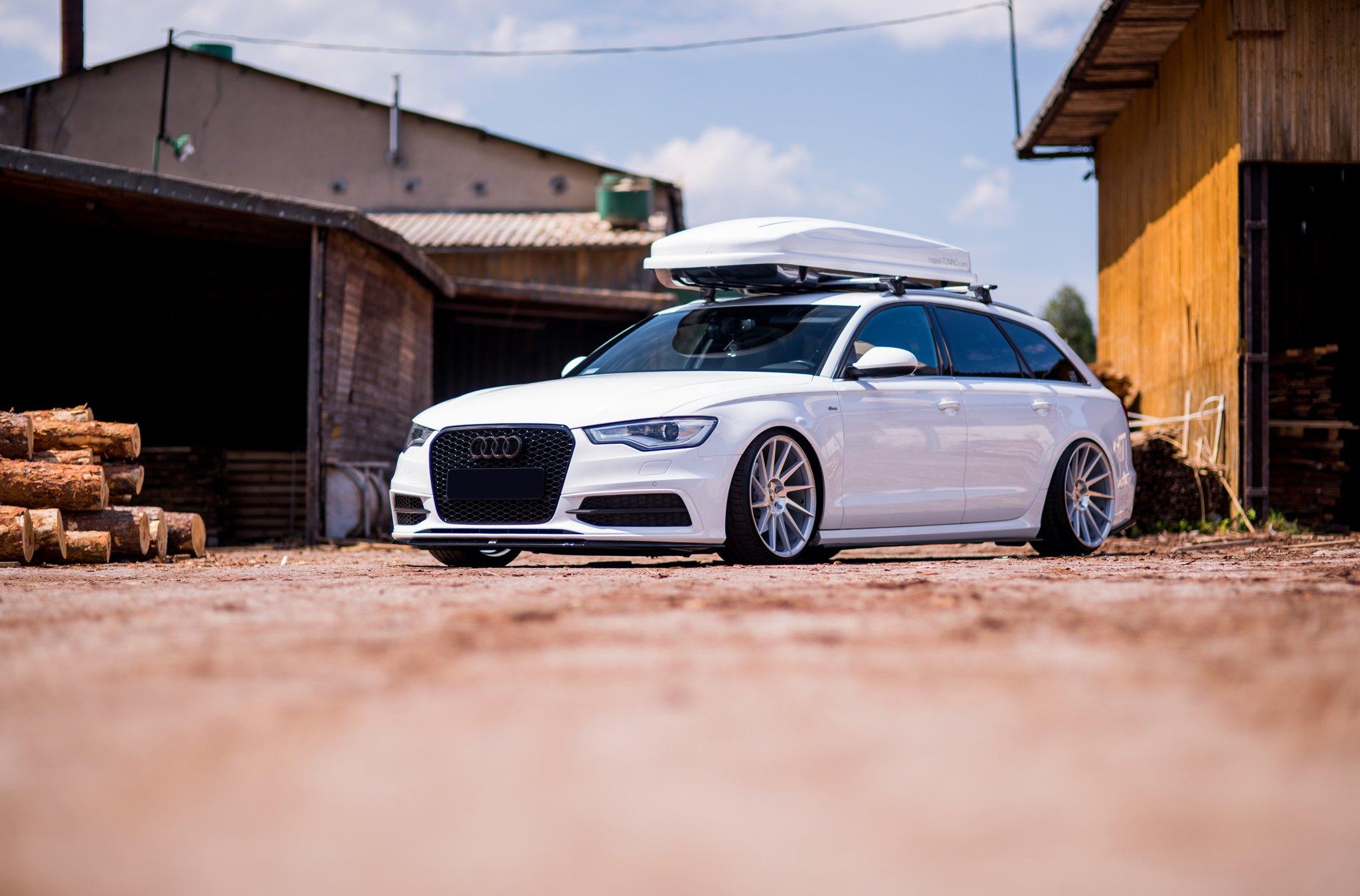Custom 2016 Audi A6 Photos