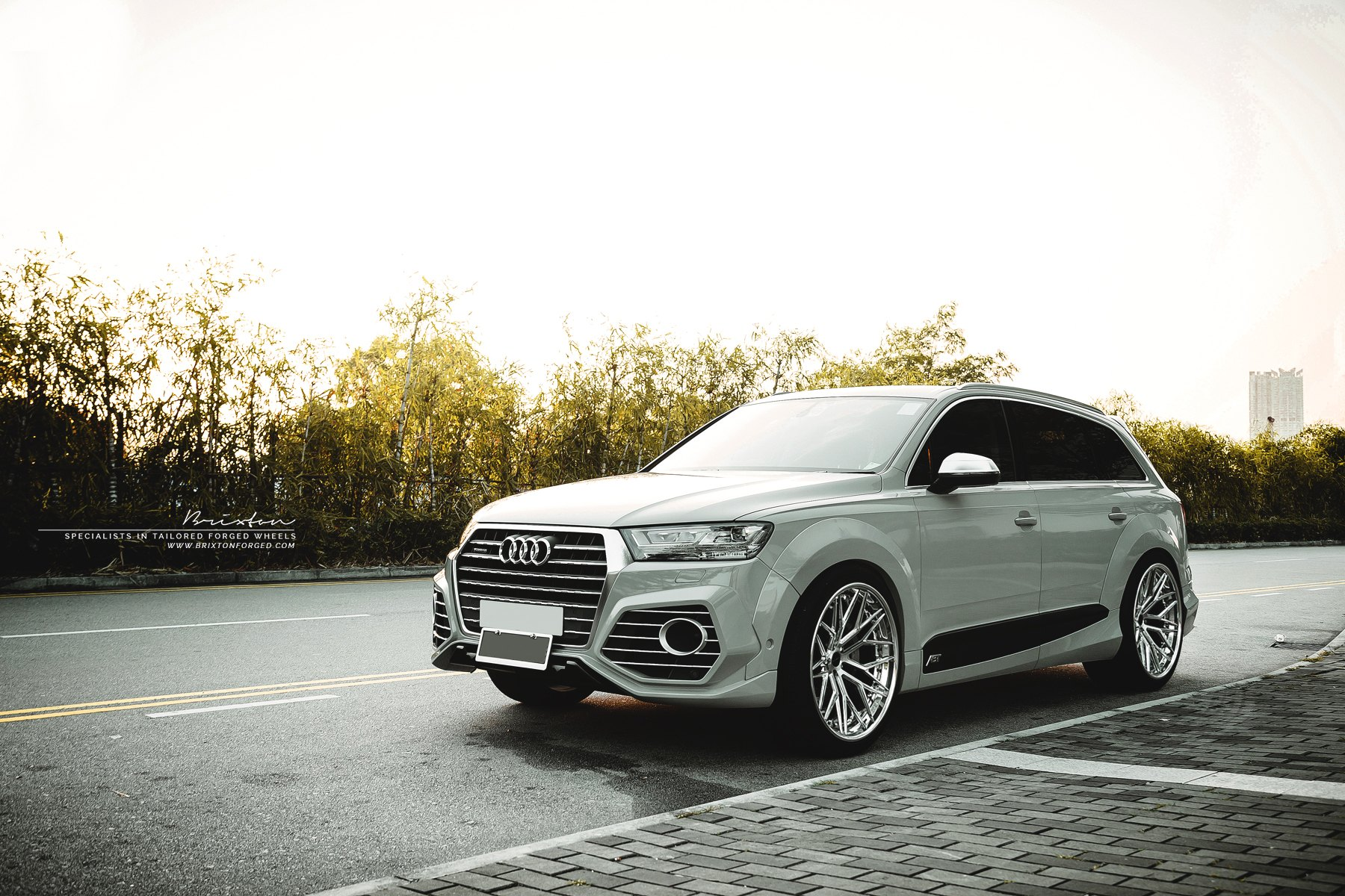 Custom 2018 Audi Q7 Images Mods Photos Upgrades