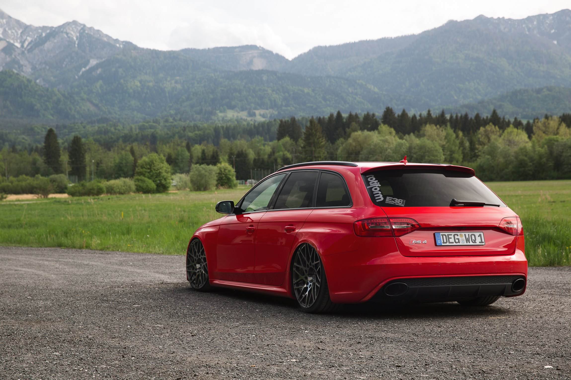 Car Pictures HD: Drive Audi RS4 Avant 2018 Lowered, specs Audi RS4 ...