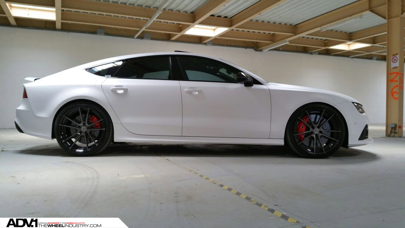 Audi Rs7 Blacked Out Www Pixshark Com Images Galleries