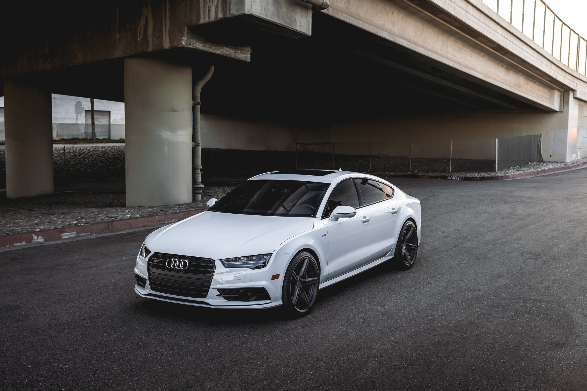 Custom 2018 Audi A7 Images Mods Photos Upgrades