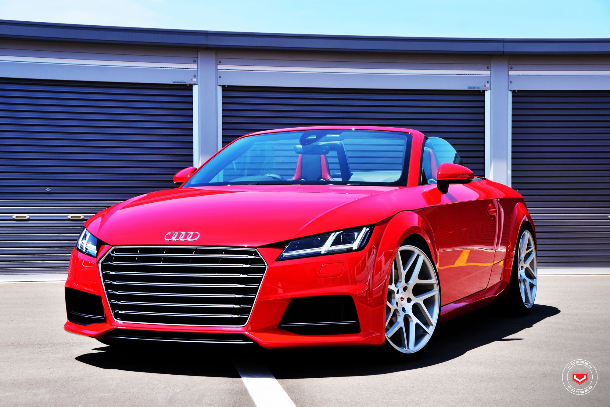 Custom 2017 Audi Tt Images Mods Photos Upgrades