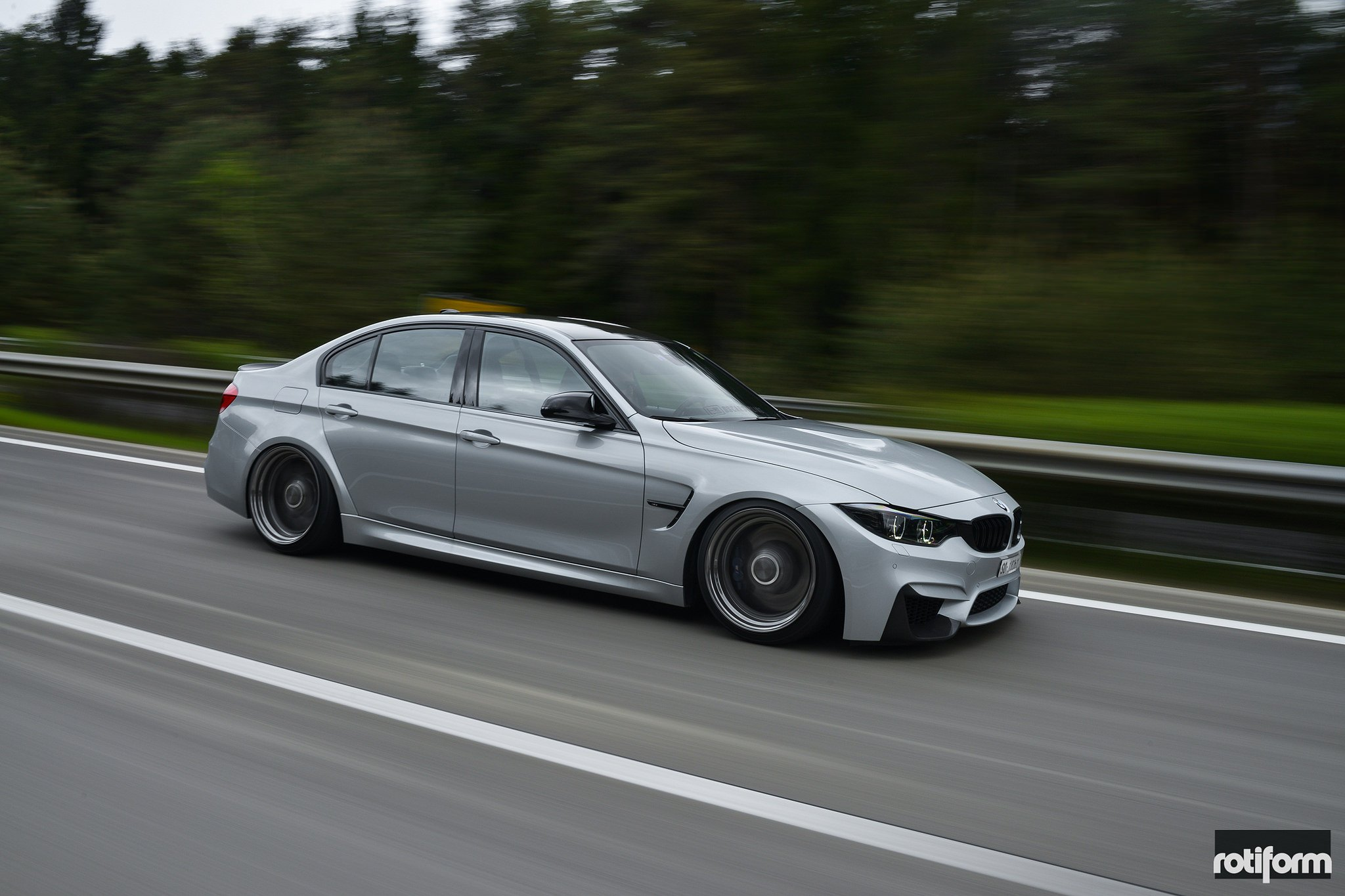 slammed m3 f30 with rotiform forged 3 piece wheels gallery. Black Bedroom Furniture Sets. Home Design Ideas