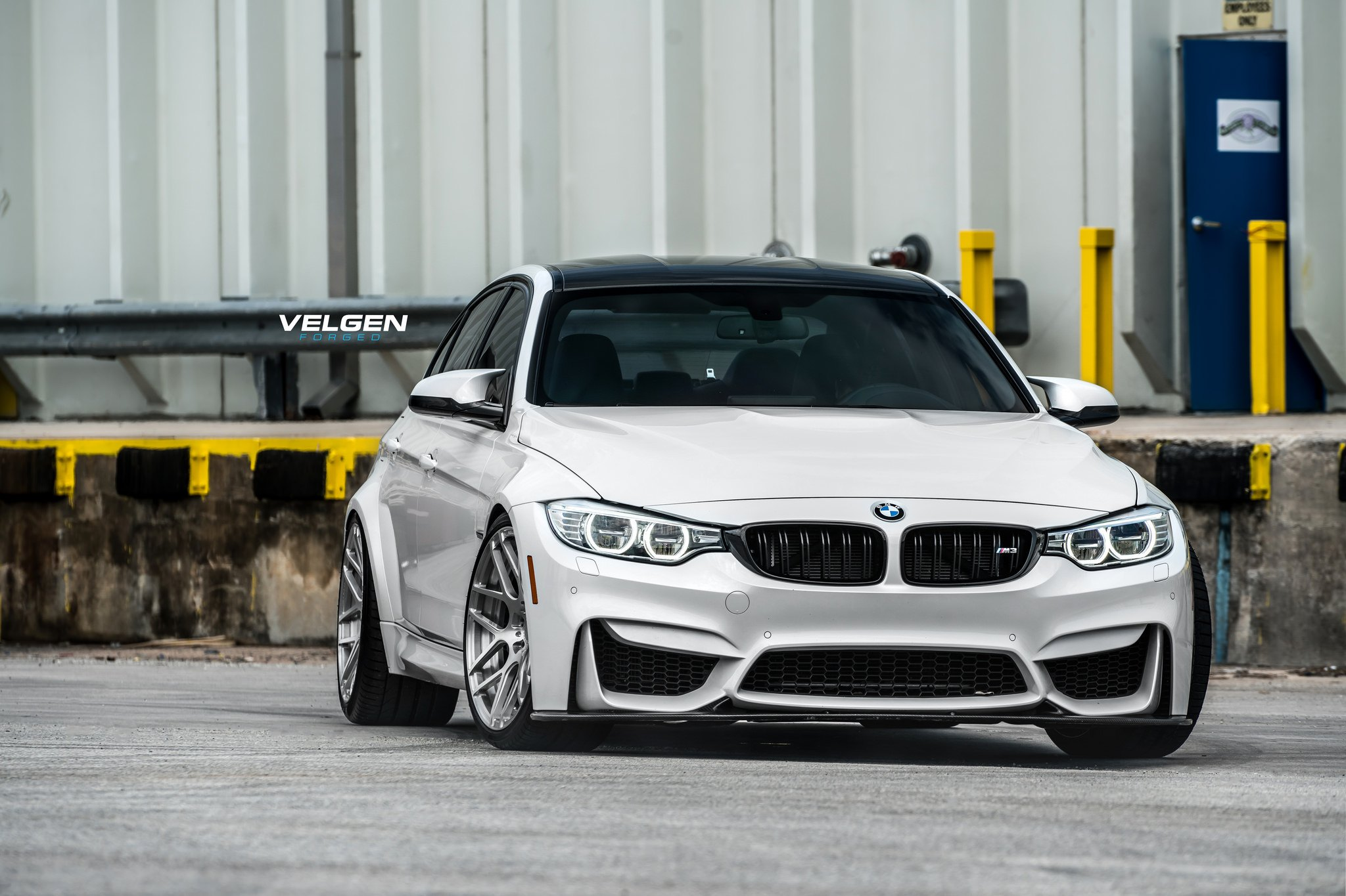 Snow Leopard Custom White Bmw 3 Series Caridcom Gallery