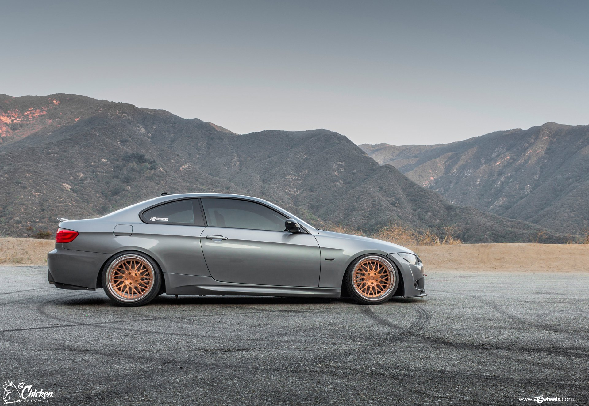 bmw m3 e93 stanced on gold avant garde rims with polished lips gallery. Black Bedroom Furniture Sets. Home Design Ideas