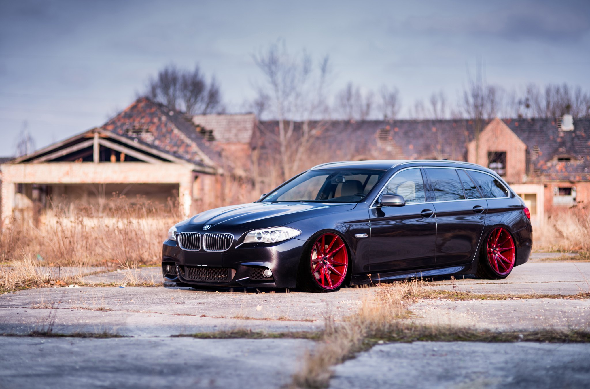 Jdm Custom Program Detected On Black Bmw 5 Series Carid Com Gallery