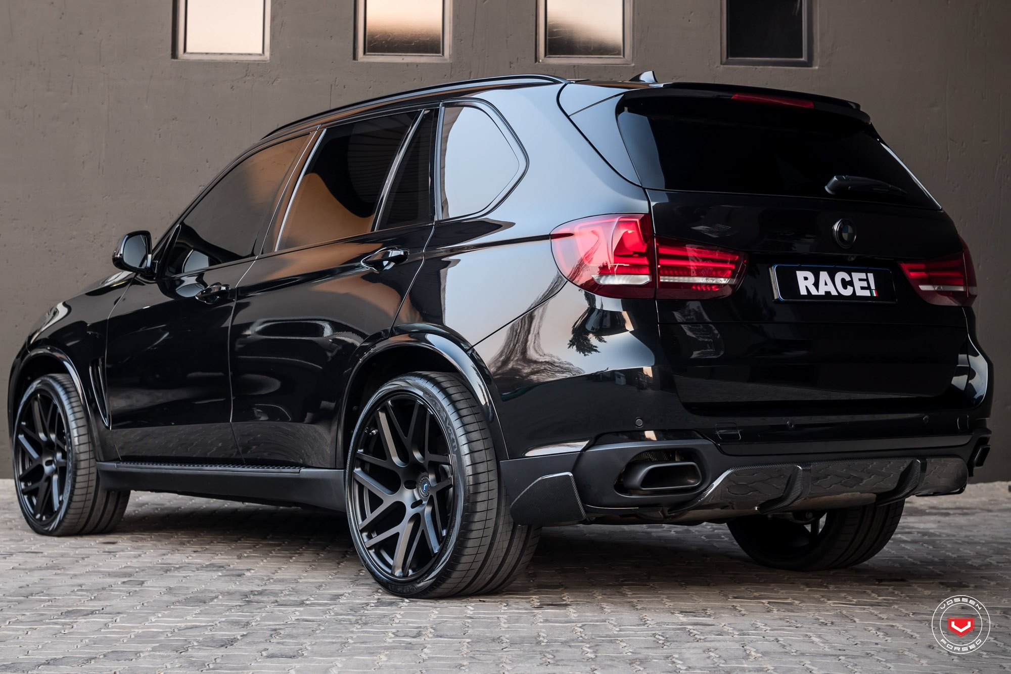 Verrassend Blacked Out BMW X5 Gets More Serious Than Ever — CARiD.com Gallery EC-97