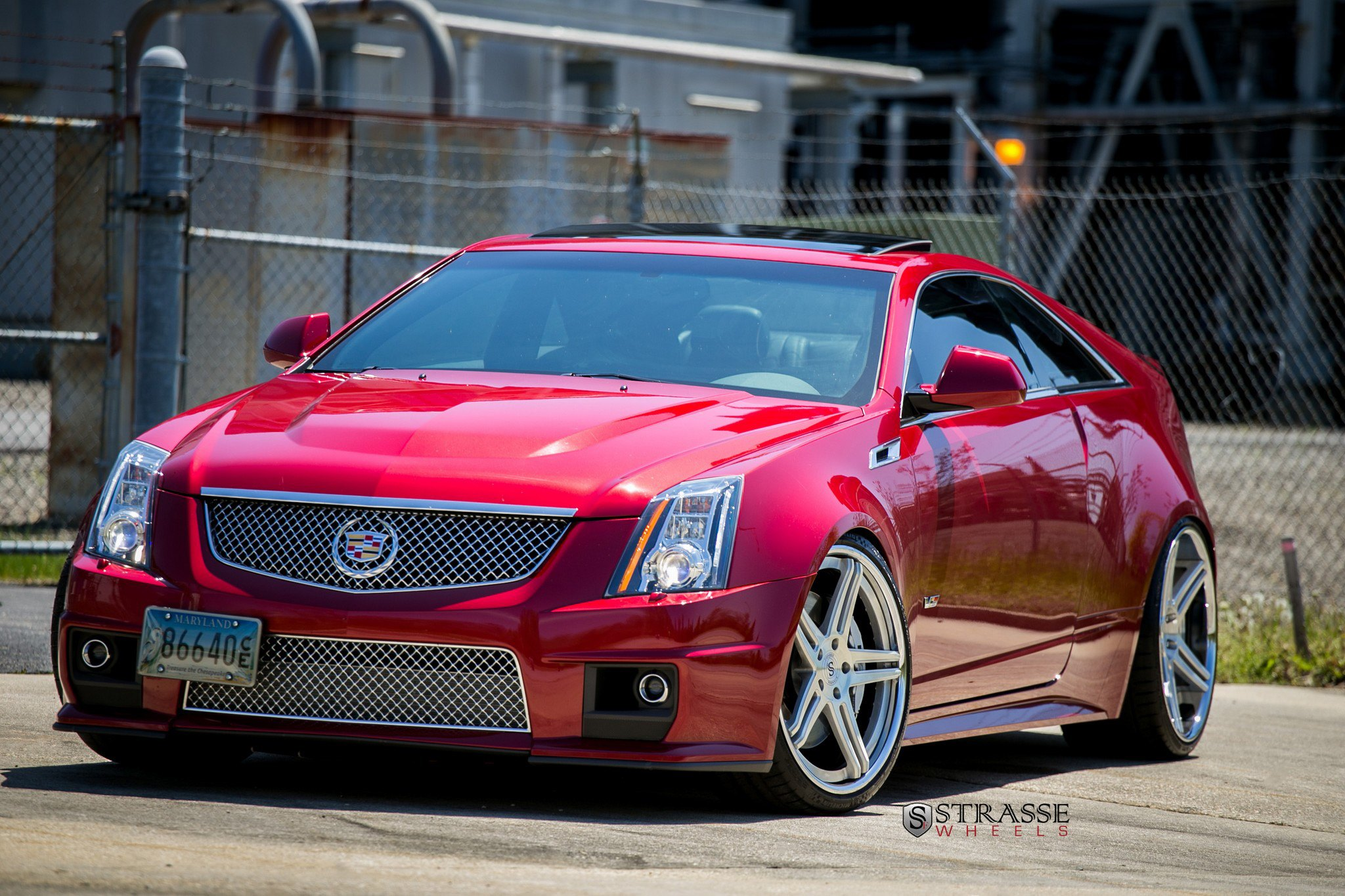 Custom Cadillac CTS | Images, Mods, Photos, Upgrades ...