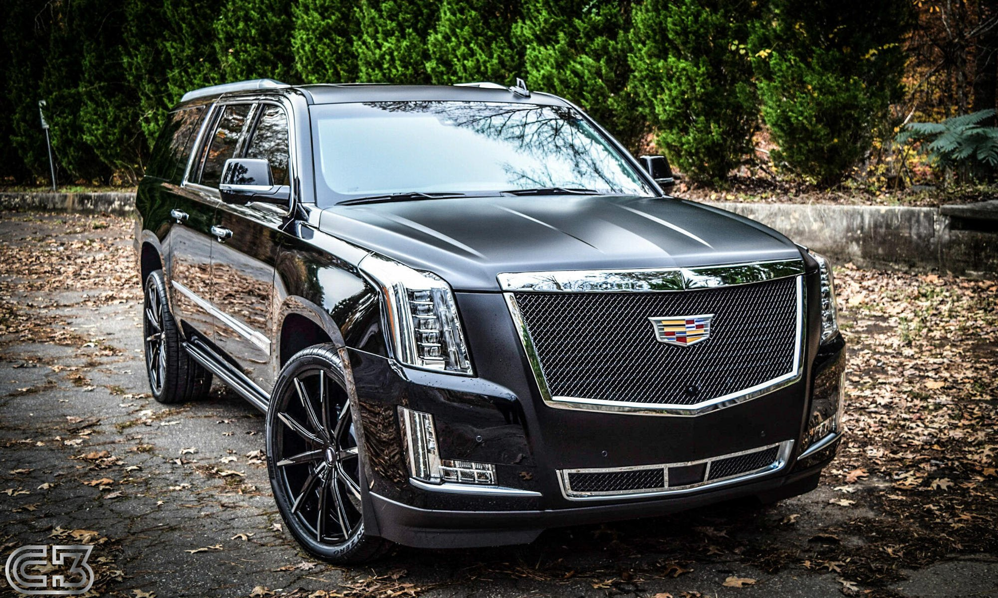 Customized Cadillac Escalade- Unmatched Functionality ...
