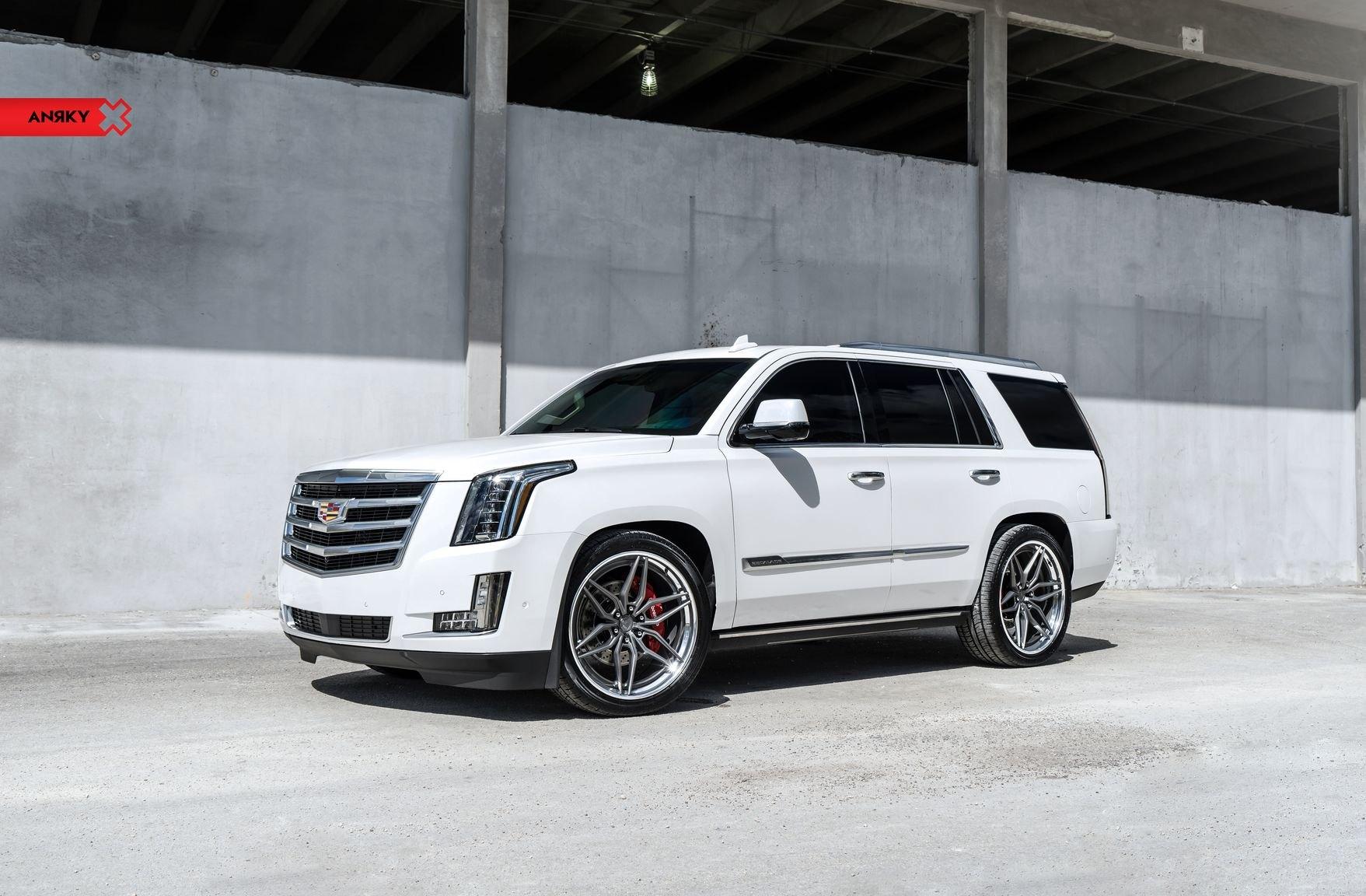Custom 2018 Cadillac Escalade Images Mods Photos