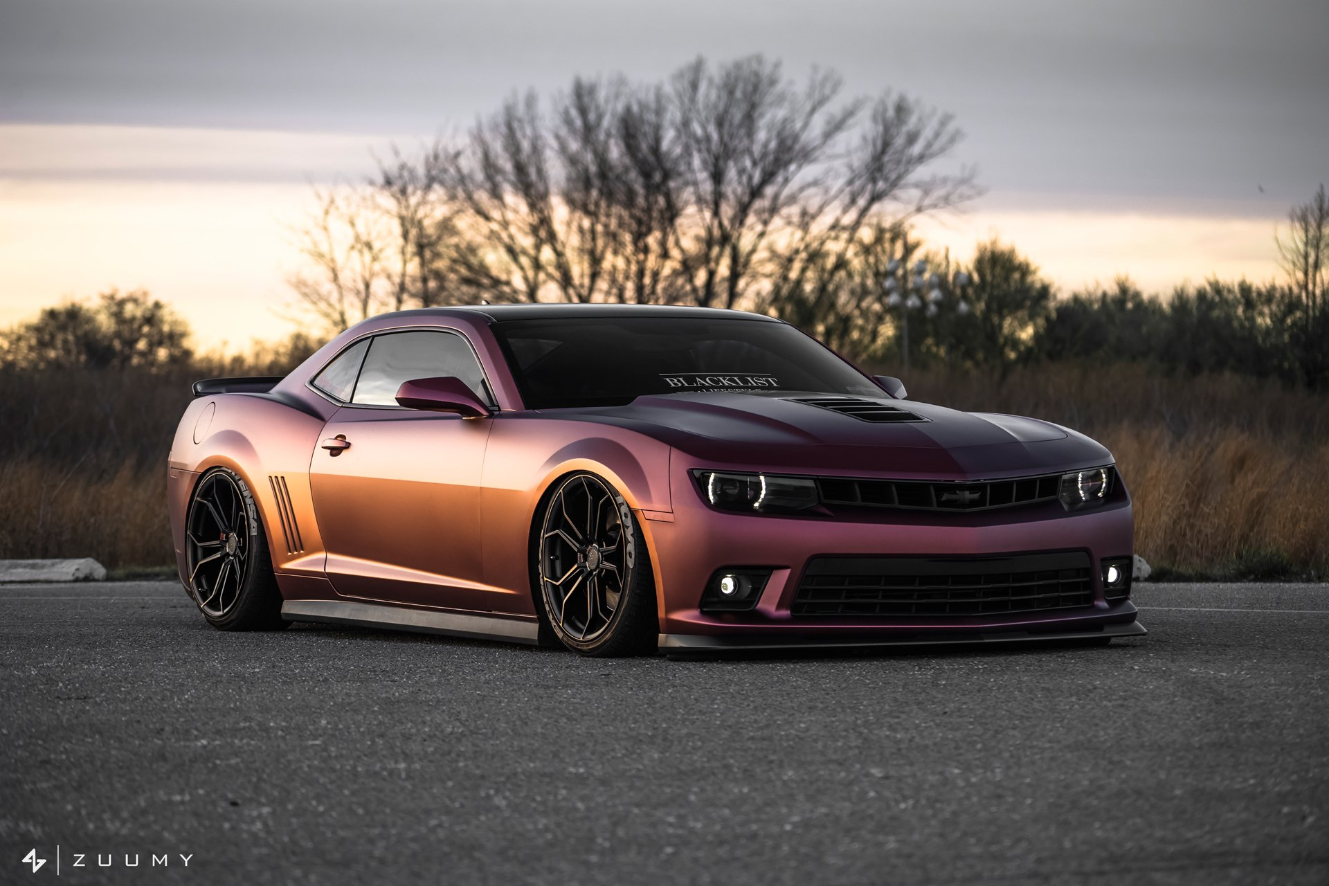 Chevy Camaro Z28 Slammed On Air Suspension Carid Com Gallery