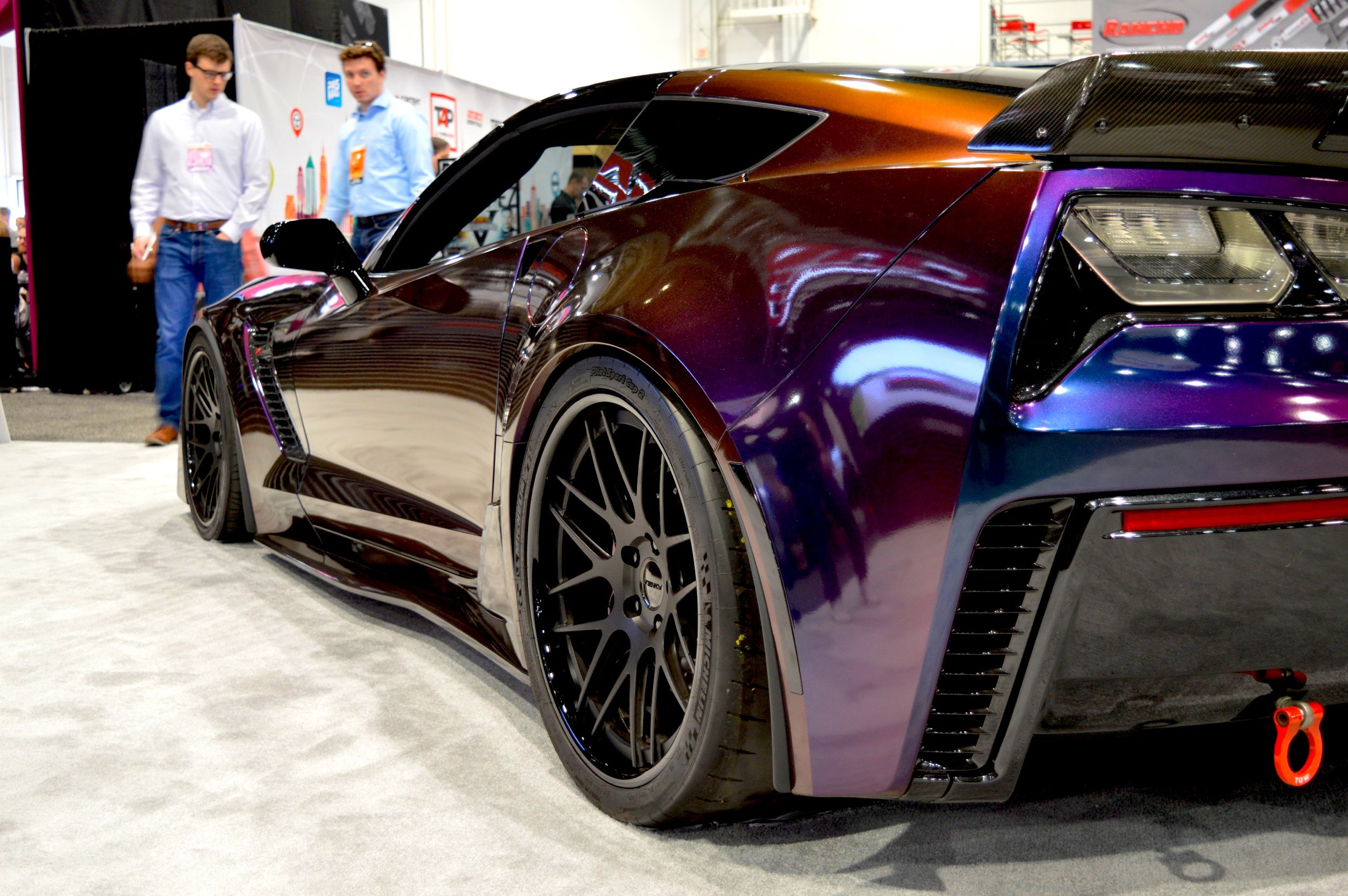 Automotive Pearl Chameleon Chevy Corvette Carid Com Gallery
