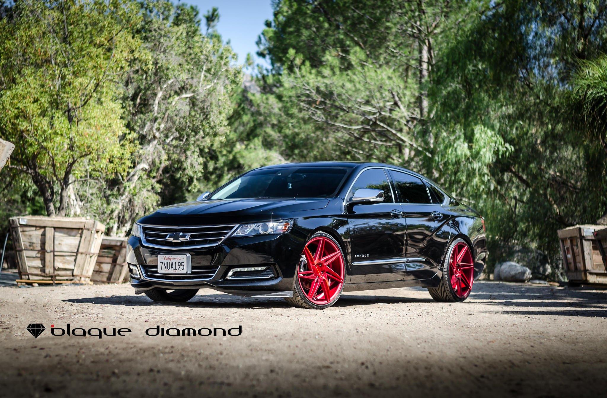 Custom 2017 Chevy Impala Images Mods Photos Upgrades