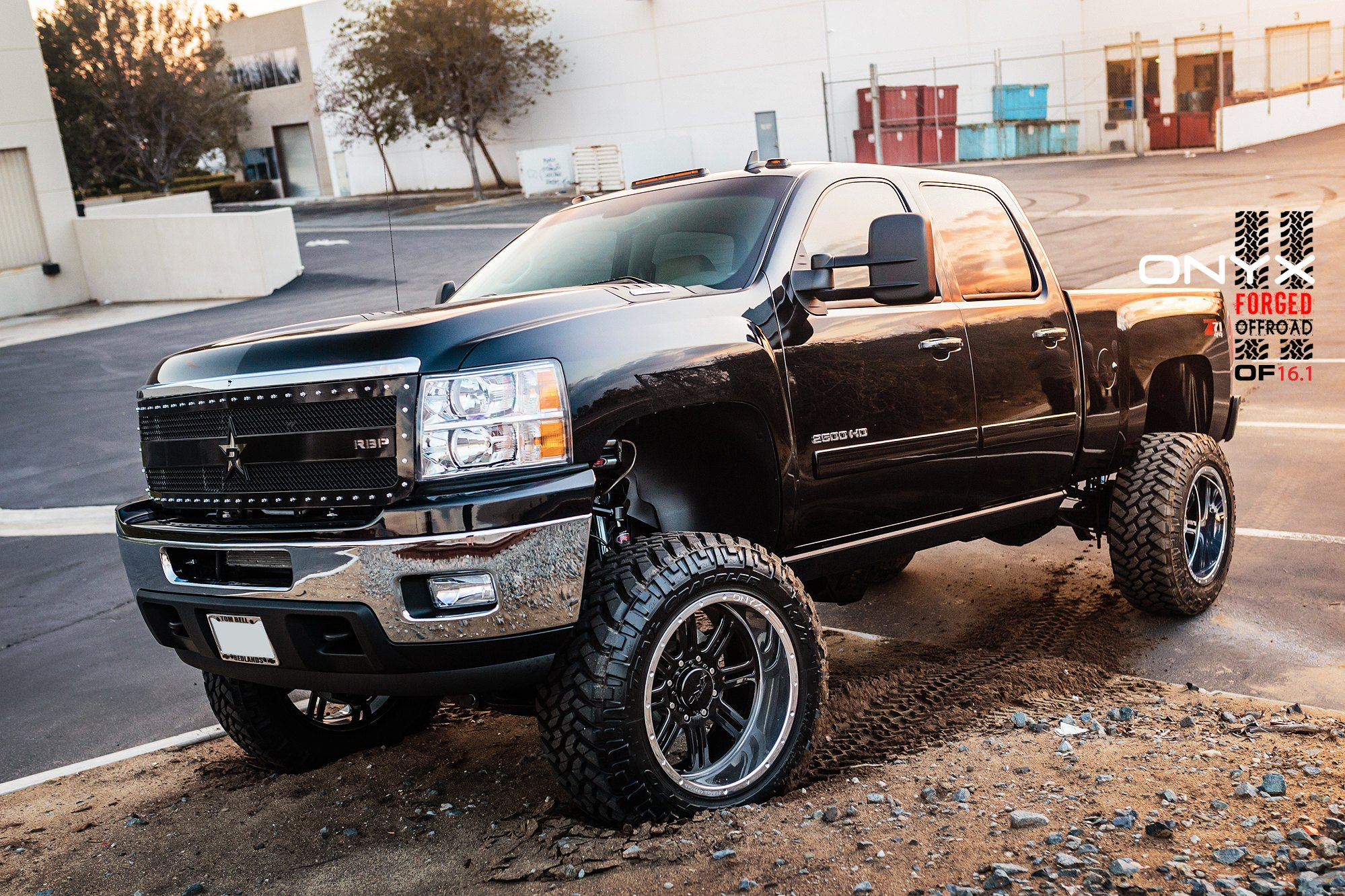 The Higher The Truck The Closer To God Lifted Silverado Enhanced By