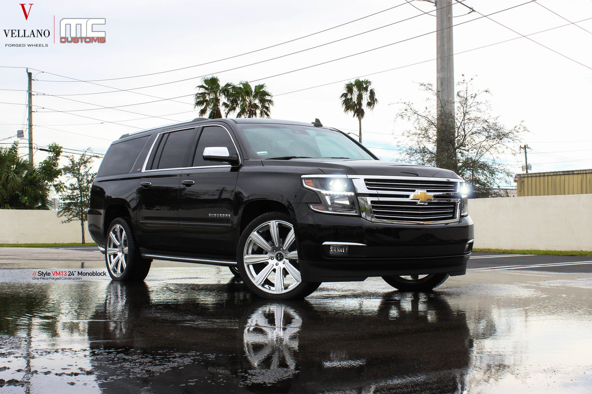 Custom 2016 Chevy Tahoe Images Mods Photos Upgrades