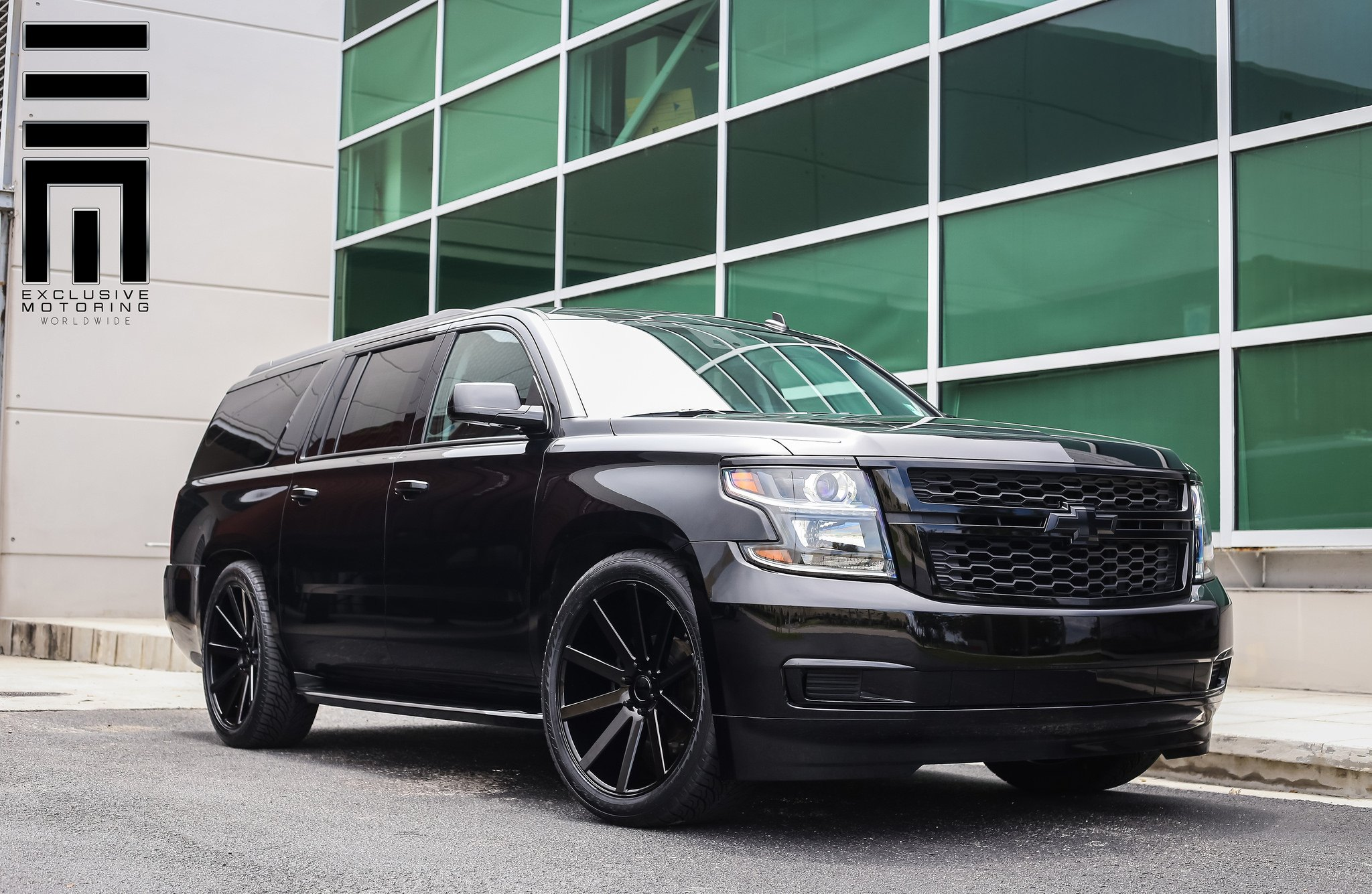 custom 2016 chevy tahoe images mods photos upgrades gallery. Black Bedroom Furniture Sets. Home Design Ideas
