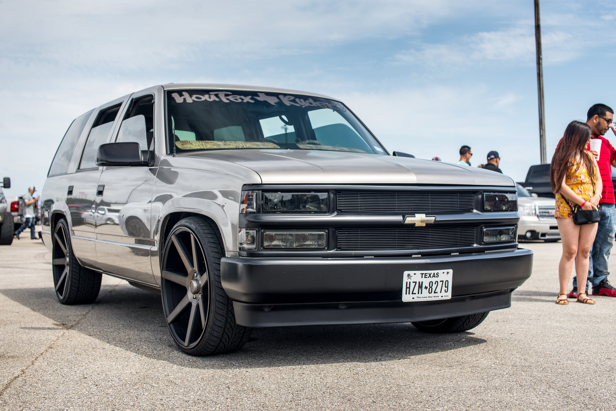 custom 2006 chevy tahoe images mods photos upgrades gallery. Black Bedroom Furniture Sets. Home Design Ideas