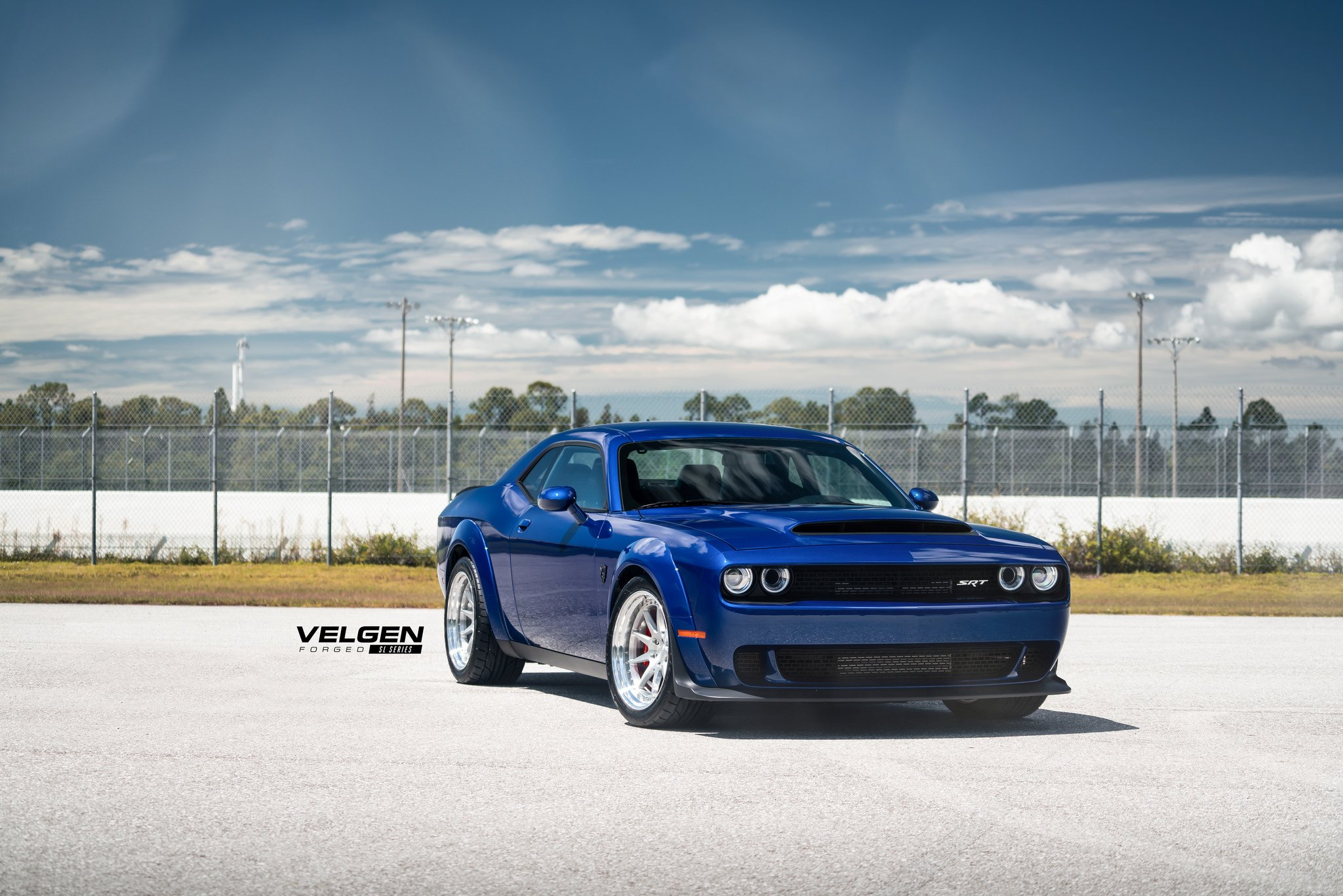 Prominent Custom Wheel Arches And Styling Elements Detected On Dodge Challenger Carid Com Gallery