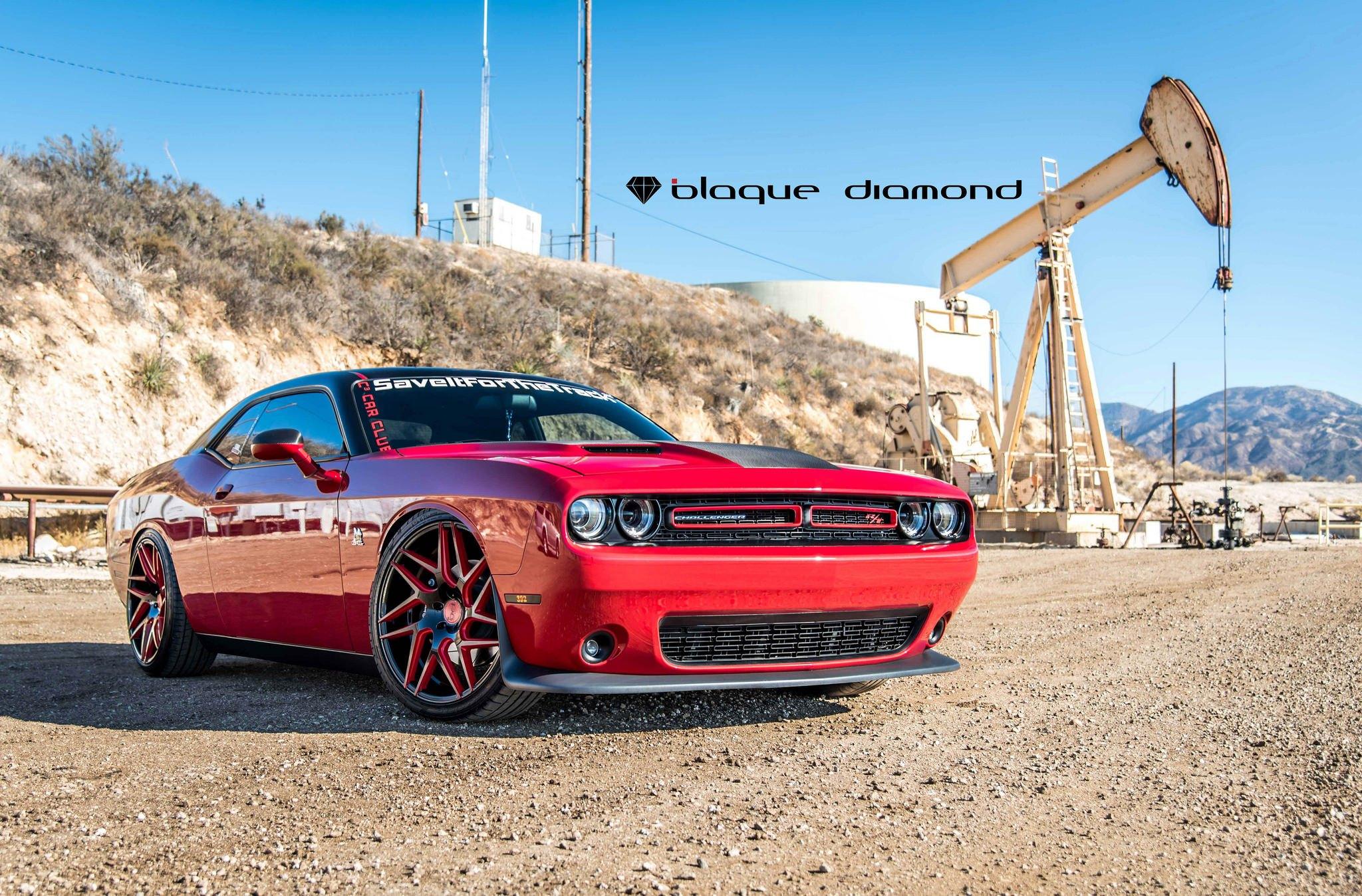 Gas Guzzler Dodge Challenger By Black Diamond Carid Com Gallery