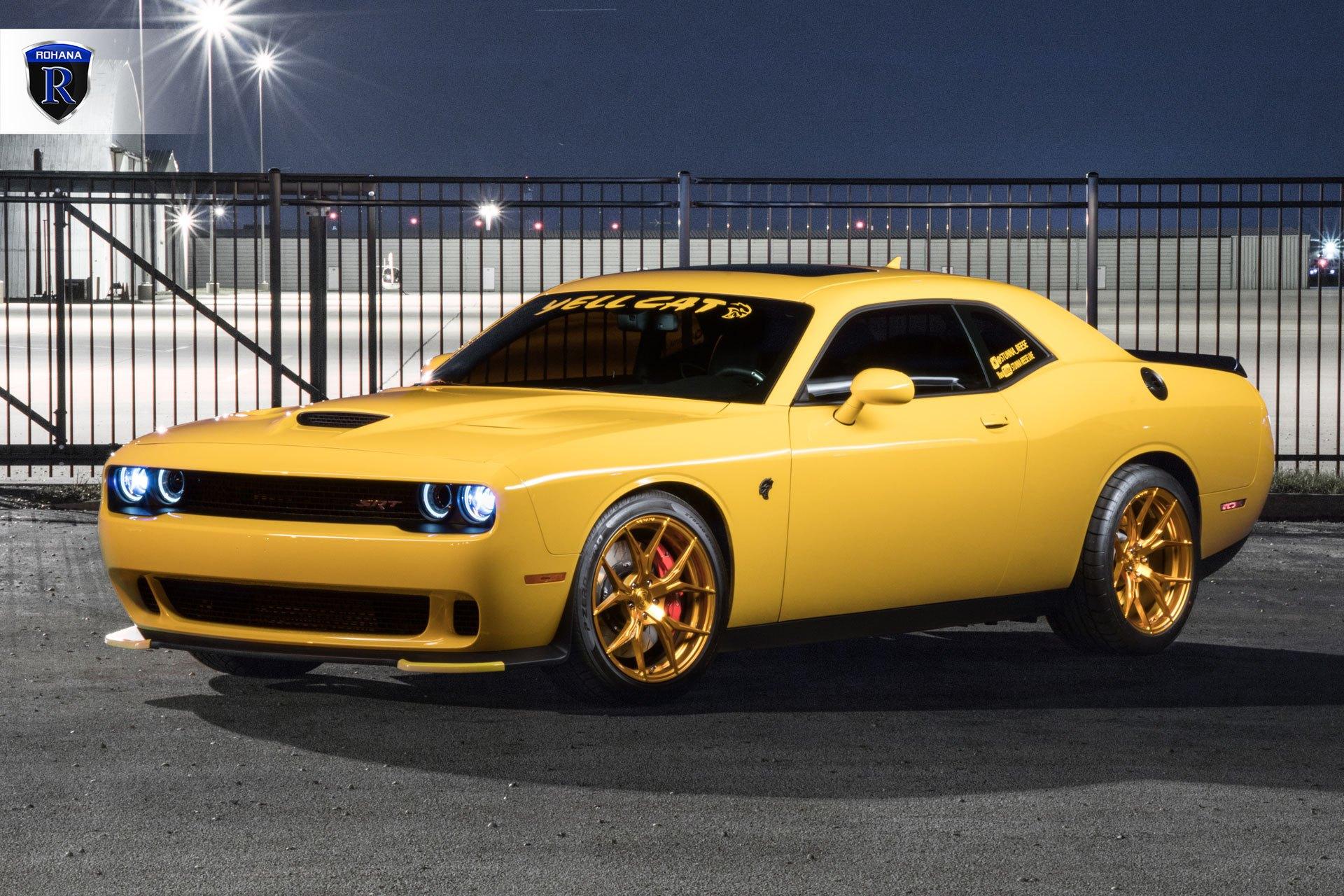 Custom 2016 Dodge Challenger Images Mods Photos Upgrades Gallery