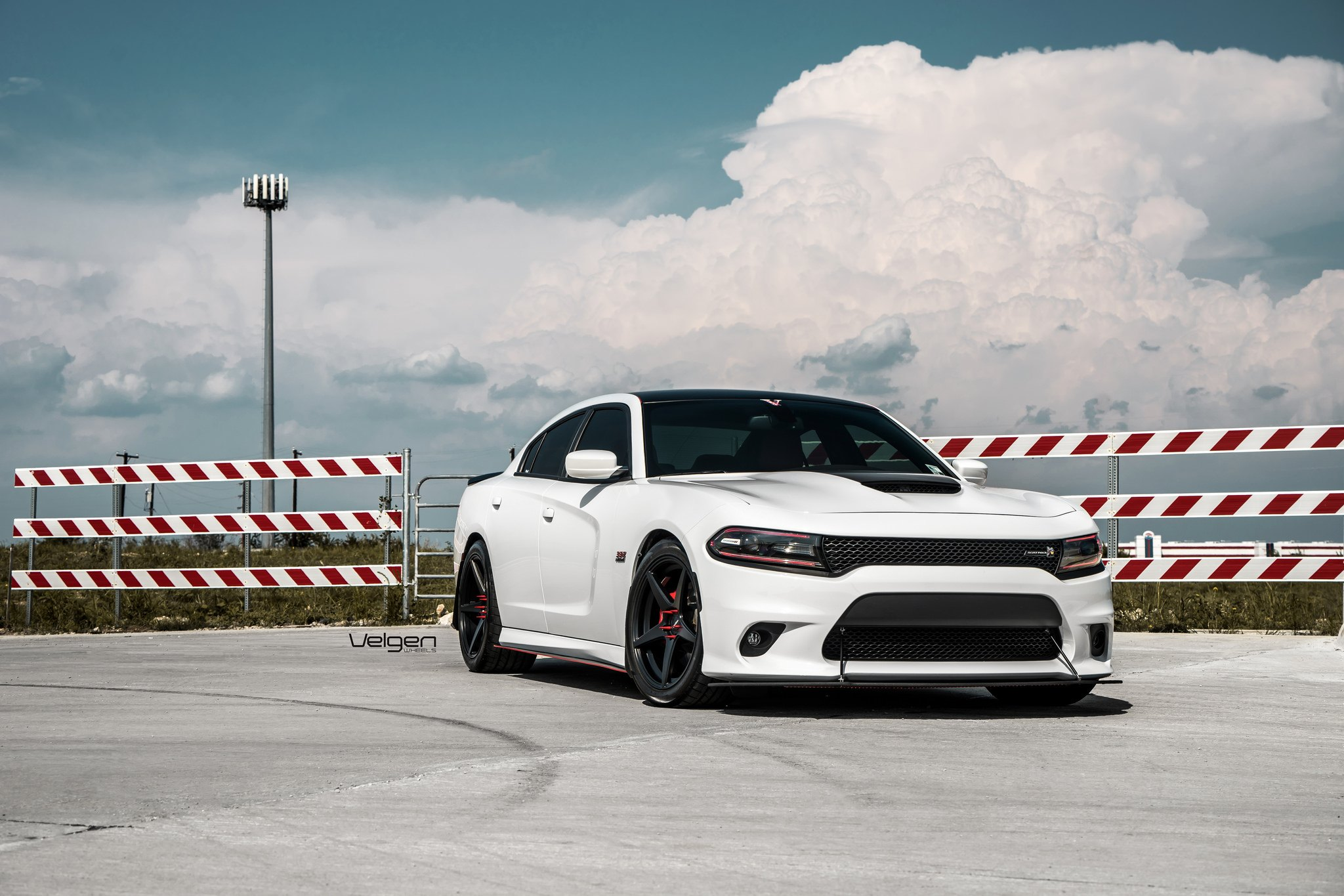 custom white dodge charger images galleries with a bite. Black Bedroom Furniture Sets. Home Design Ideas
