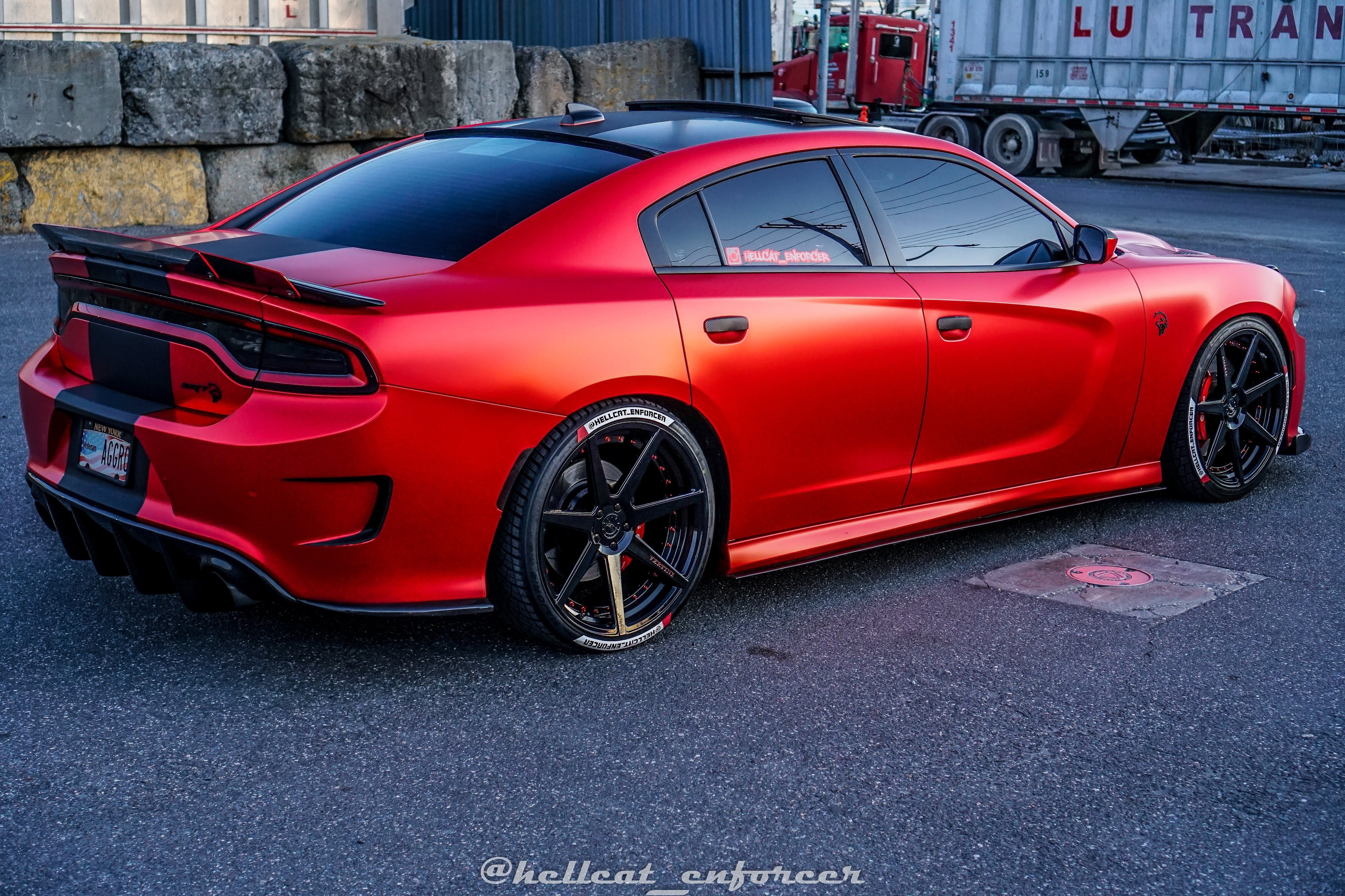 Sinister And Modified Dodge Charger Is Reworked To Awe Carid Com Gallery