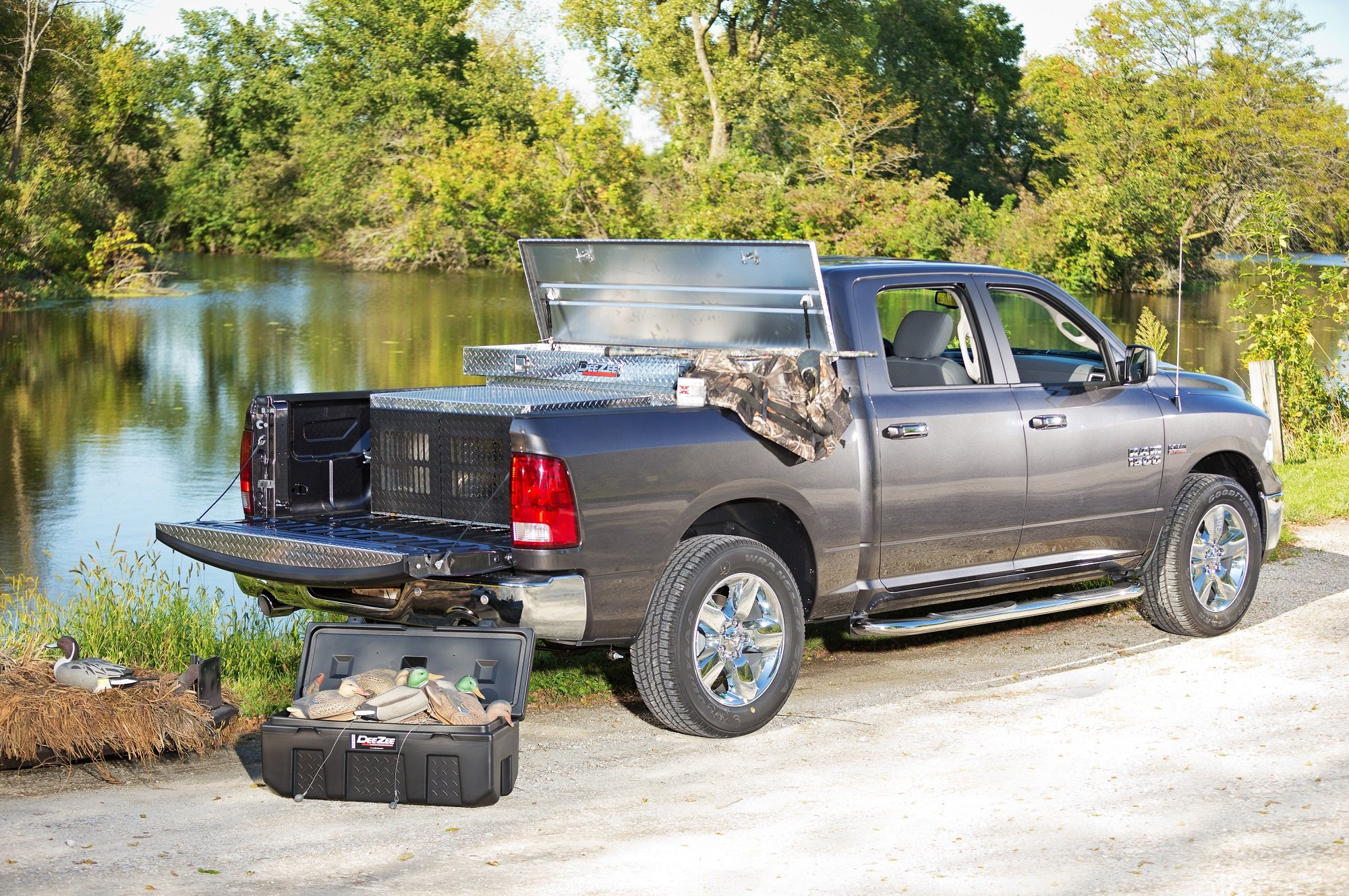 Must Have Hunting Pack for Dodge Ram Trucks by Dee Zee — CARiD