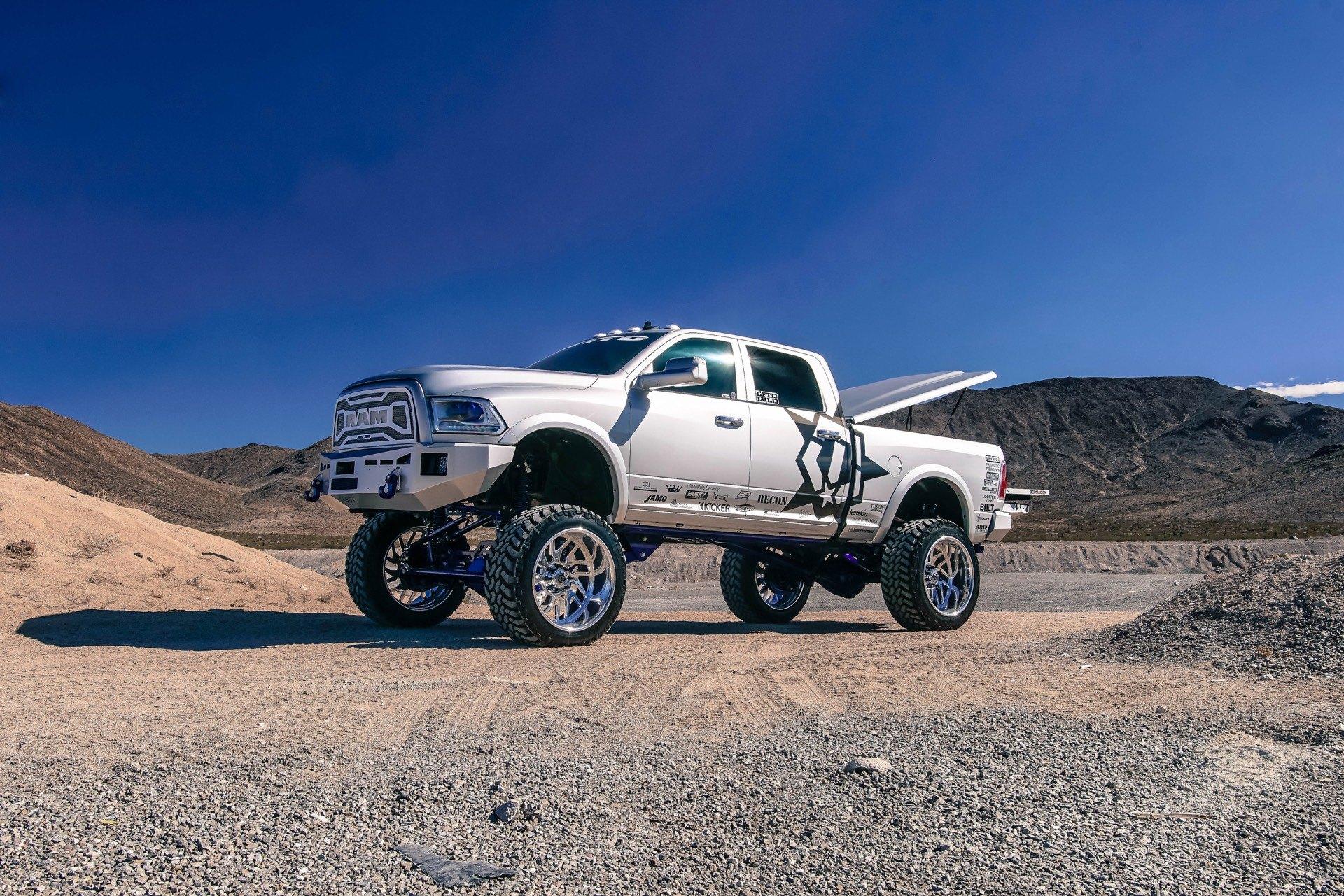 Custom Dodge Ram Images Mods Photos Upgrades Carid Com Gallery