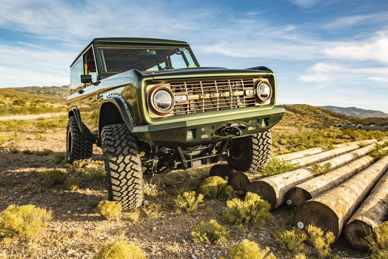 Custom Ford Bronco | Images, Mods, Photos, Upgrades ...