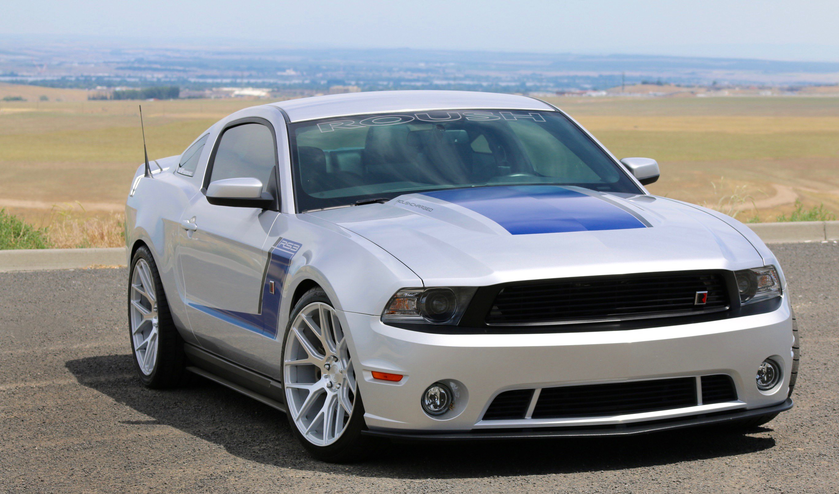 Niche Wheels Mustang >> Mind Boggling Roush Rs3 Mustang Fitted With Niche Forged Rims